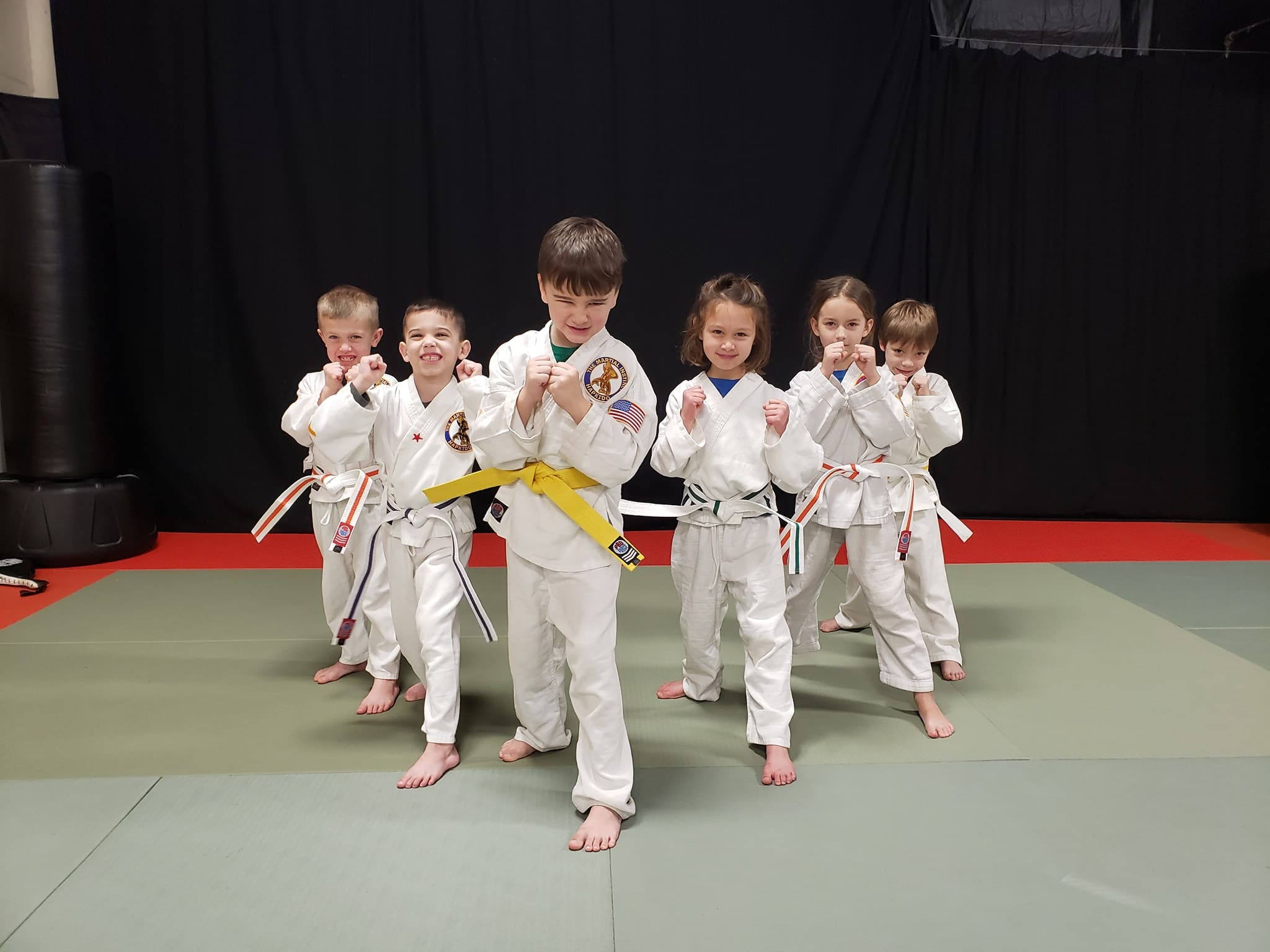 The Martial Instinct Self-Defense Special Offers image