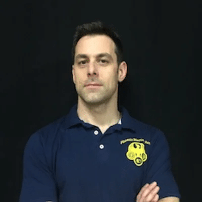 Dustin Santomenna - Instructor
