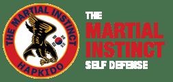 The Martial Instinct Self-Defense Logo